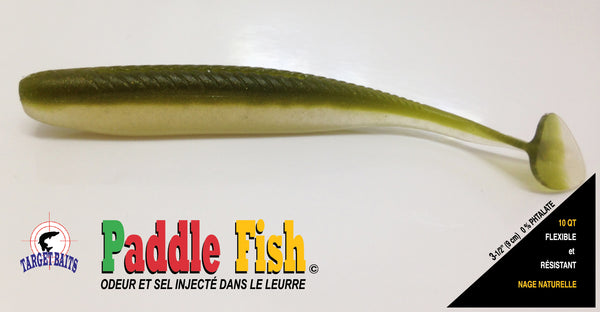 paddle fish soft baits lure purchase online buy delivery