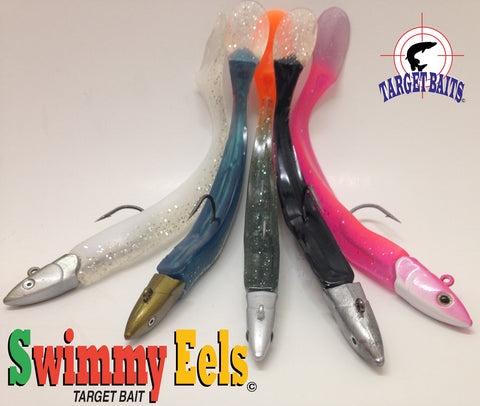Striped bass lures