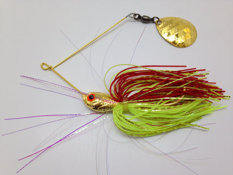 wire - Long Arm spinnerbait fishing lures