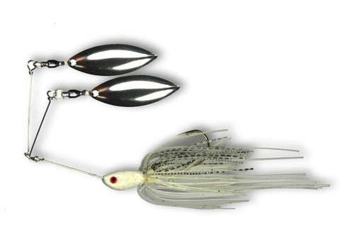 wire - Twinspins spinnerbait fishing lure