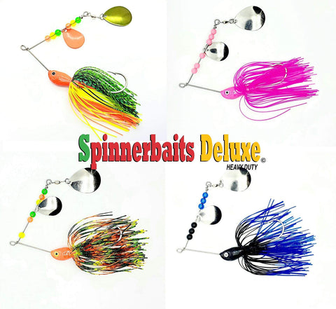 SPINNERBAIT Deluxe HEAVY DUTY