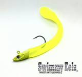 "SWIMMY EEL 5.5"" - READY TO FISH"