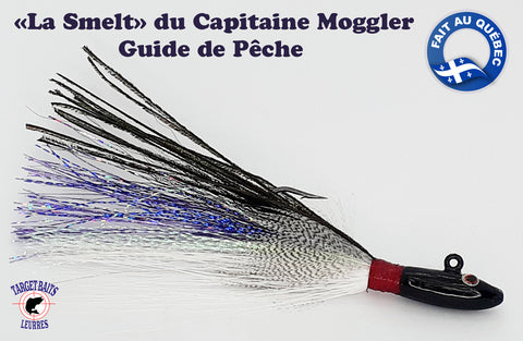 BUCKTAIL CAPITAINE MOGGLER - SMELT