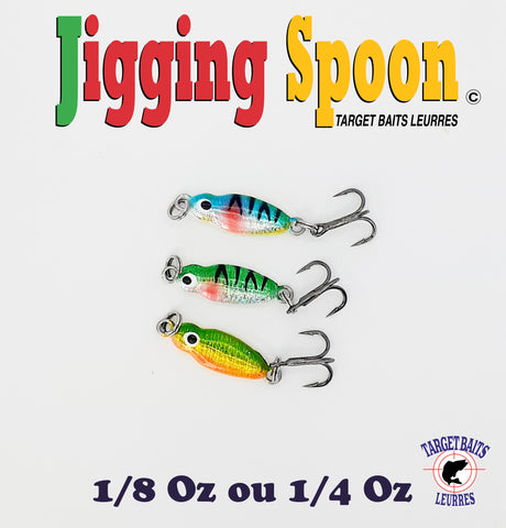 JIGGING SPOON