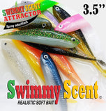 SWIMMY Fish SCENT 3.5