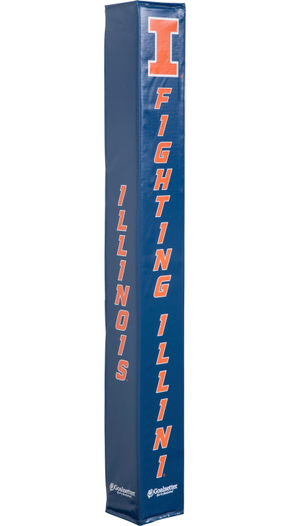 Illinois Illini Pole Pad
