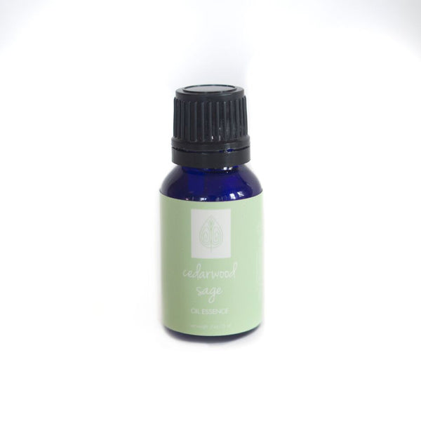 Cedarwood Sage Oil Essence - Peace of the Earth