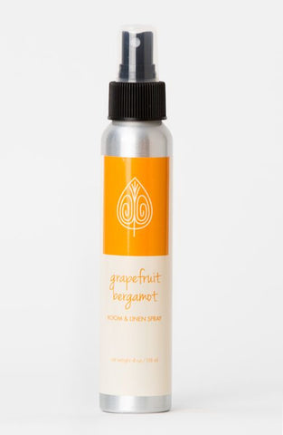 Grapefruit Bergamot Room and Linen Spray - Peace of the Earth