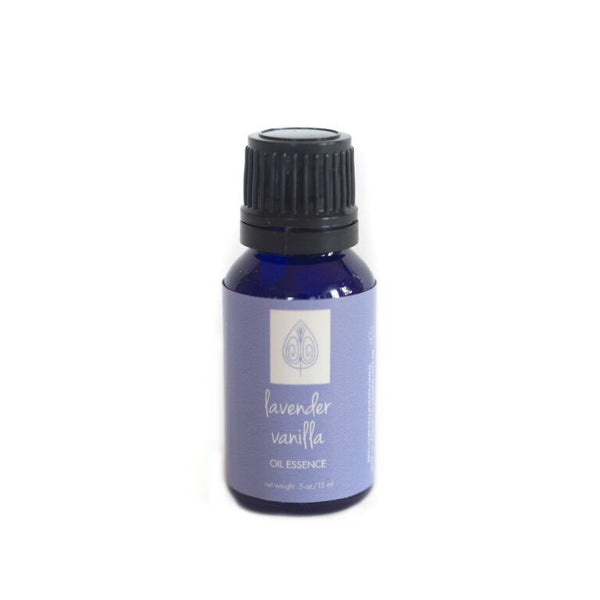 Lavender Vanilla Oil Essence - Peace of the Earth