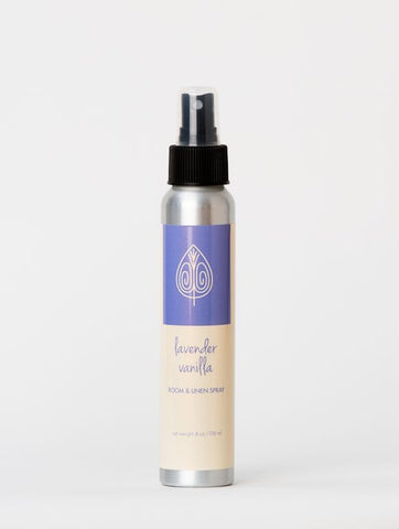 Lavender Vanilla Room and Linen Spray - Peace of the Earth