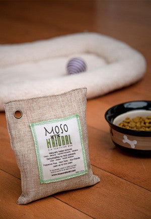 Moso Natural Air Purifying Bag - Small - Peace of the Earth - 2