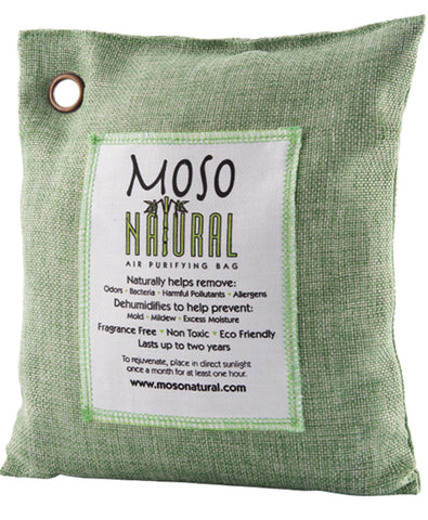 Moso Natural Air Purifying Bag - Large - Peace of the Earth - 1