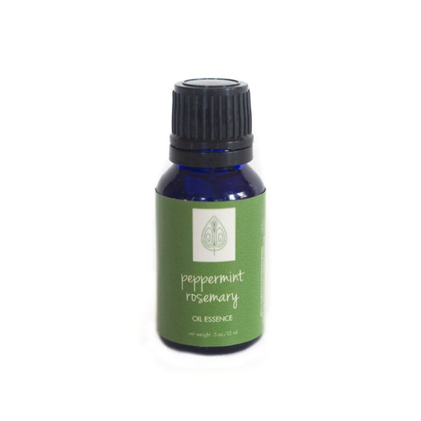 Peppermint Rosemary Oil Essence - Peace of the Earth