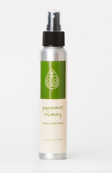 Peppermint Rosemary Room and Linen Spray - Peace of the Earth