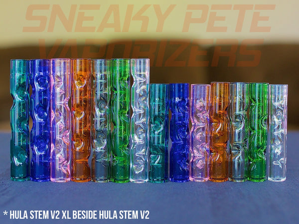 Hula Stem V2 XL For DynaVap,Glass - www.sneakypetestore.com