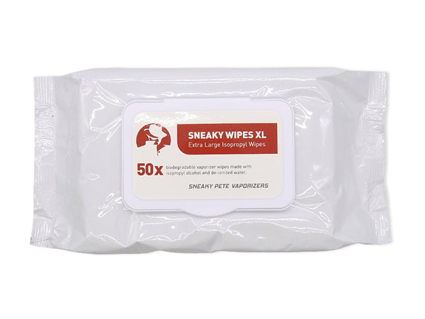 Sneaky Pete Wipes XL,Accessories - www.sneakypetestore.com