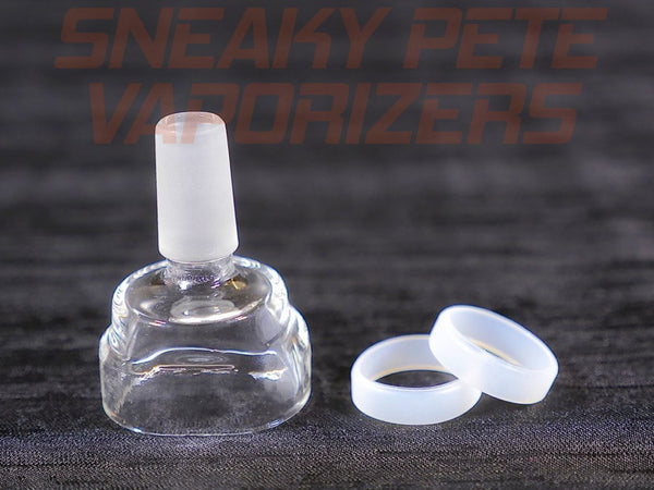 Pax 2/3 Glass Adapter,Glass - www.sneakypetestore.com