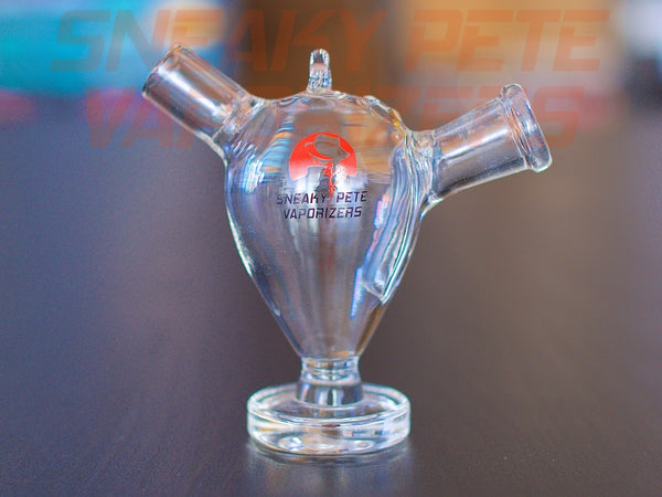 Baby Bong 10mm Portable Water Tool,Glass - www.sneakypetestore.com