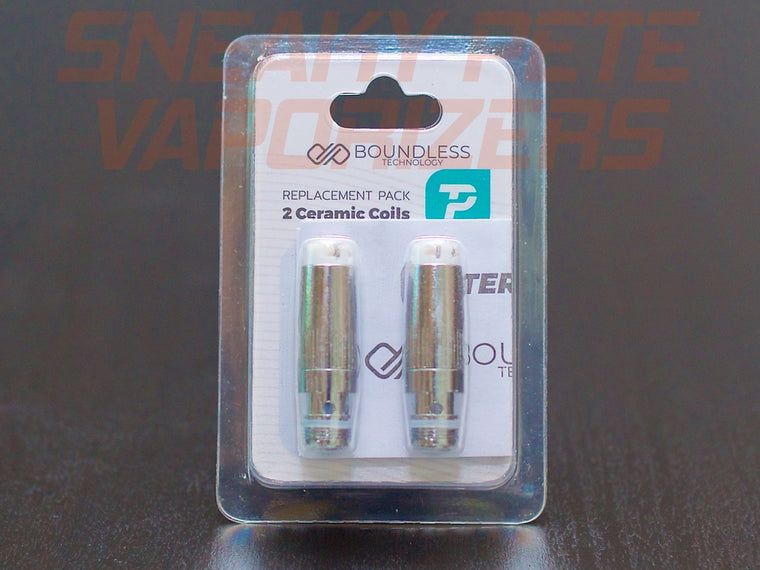 Boundless Terp Pen Replacement Coils