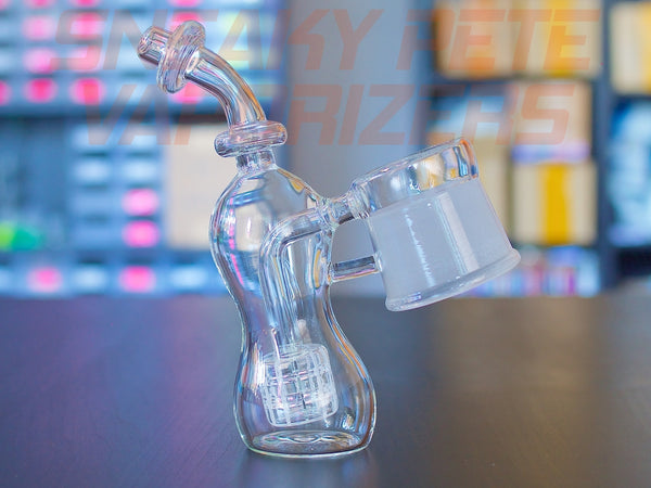 SwitchBlade Bubbler For Dr. Dabber Switch,Glass - www.sneakypetestore.com