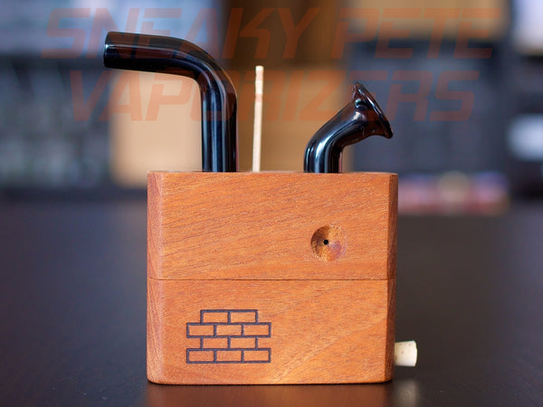 Sticky Brick Black Mouthpieces,Glass Adapters - www.sneakypetestore.com