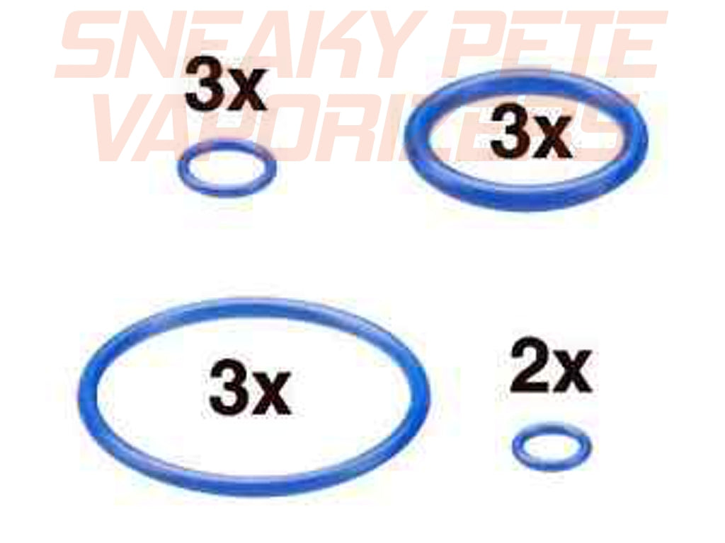 Mighty Replacement O-Ring Set,Accessories - www.sneakypetestore.com