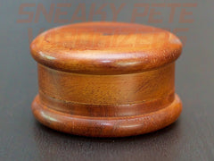 2-Piece Wooden Grinder by Ed's TNT,Accessories - www.sneakypetestore.com