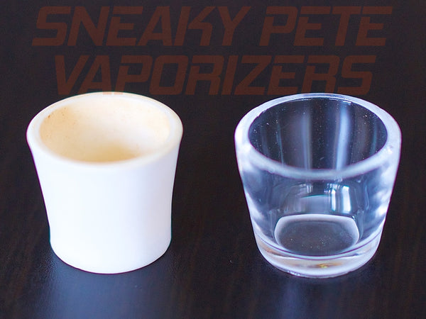 Puffco Peak Quartz Bowl,Glass - www.sneakypetestore.com