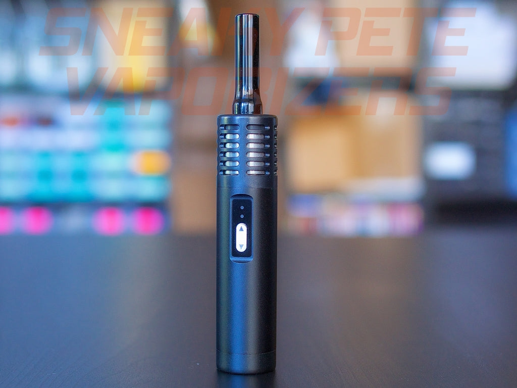 Arizer Air/Solo Black Stem,Glass - www.sneakypetestore.com