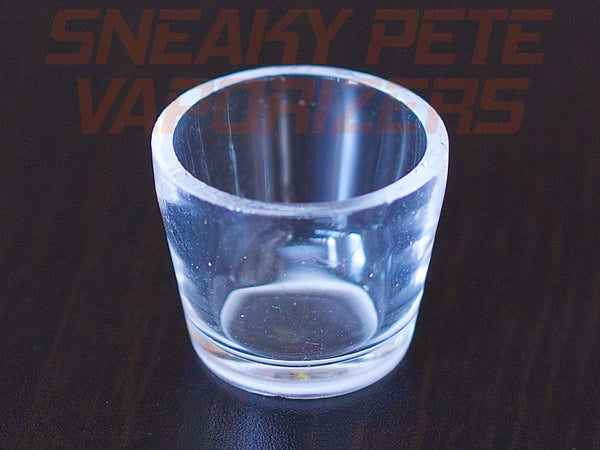 Quartz Bowl For Puffco Peak,Glass - www.sneakypetestore.com