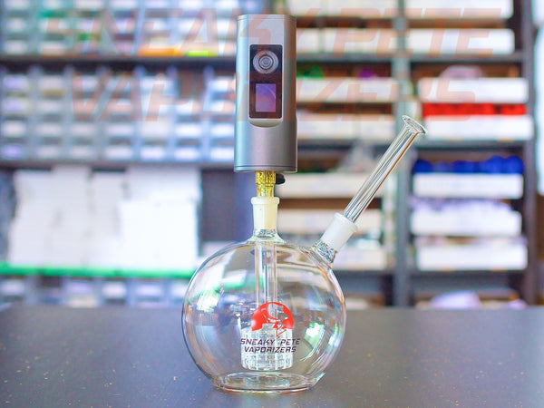 The Mega Globe - 14mm Female Joint,Glass Piece - www.sneakypetestore.com