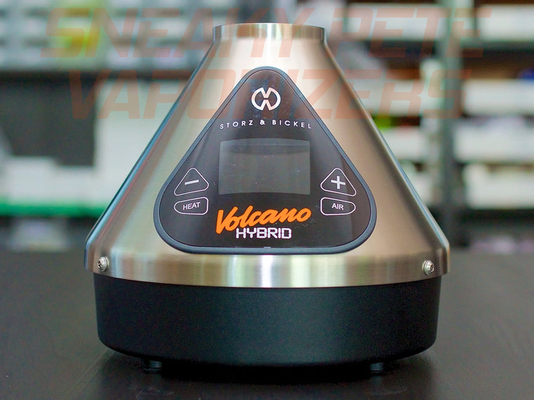 The Volcano Hybrid by Storz & Bickel