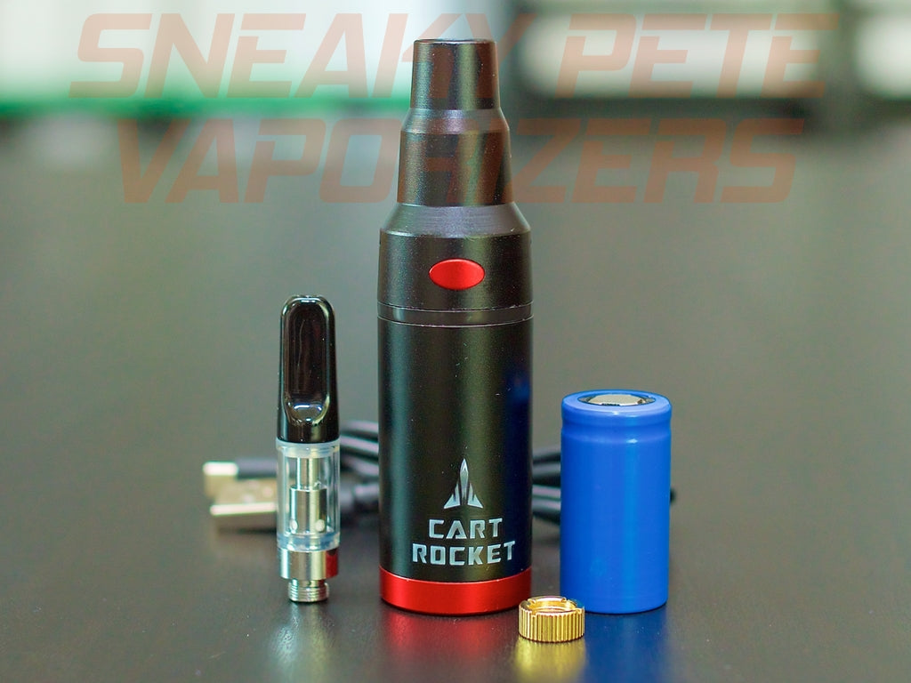 The Cart Rocket by VapingFans,Concentrate - www.sneakypetestore.com