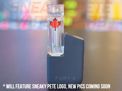 Sneaky Pete Fury 2 Bubble Straw,Glass - www.sneakypetestore.com