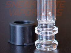 Sneaky Pete Crafty/Mighty Bubble Straw,Glass - www.sneakypetestore.com