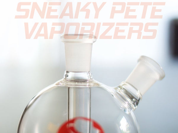 The Sneaky Pete Globe - 14mm Female Joint,Glass Piece - www.sneakypetestore.com