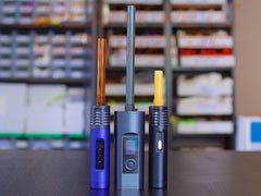 "Arizer Air 2/Solo 2 ""Long Boy"" Stem,Glass - www.sneakypetestore.com"
