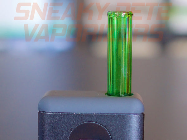 Arizer Go (ArGo) Extended Colored Stem,Glass - www.sneakypetestore.com