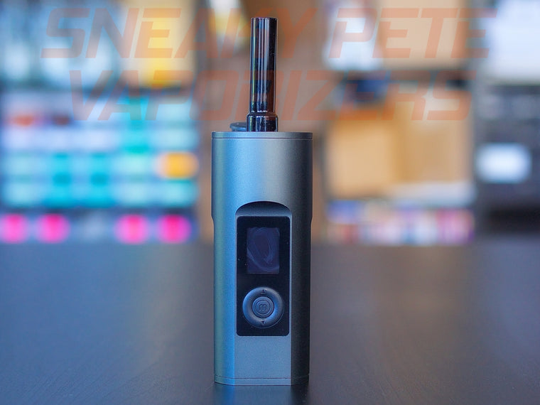 Arizer Solo 2 Black Stem
