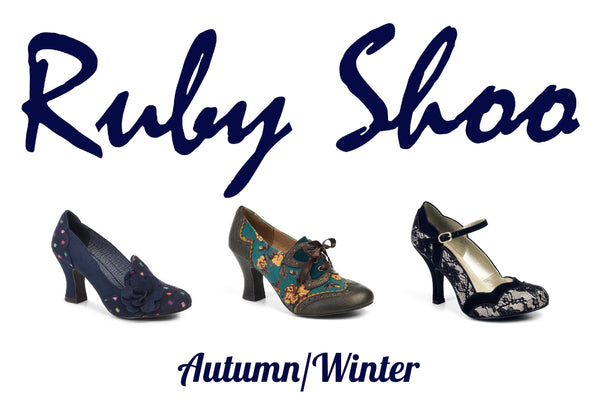 Ruby Shoo Shoes Autumn/Winter 2017