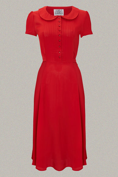 Dorothy Dress Red