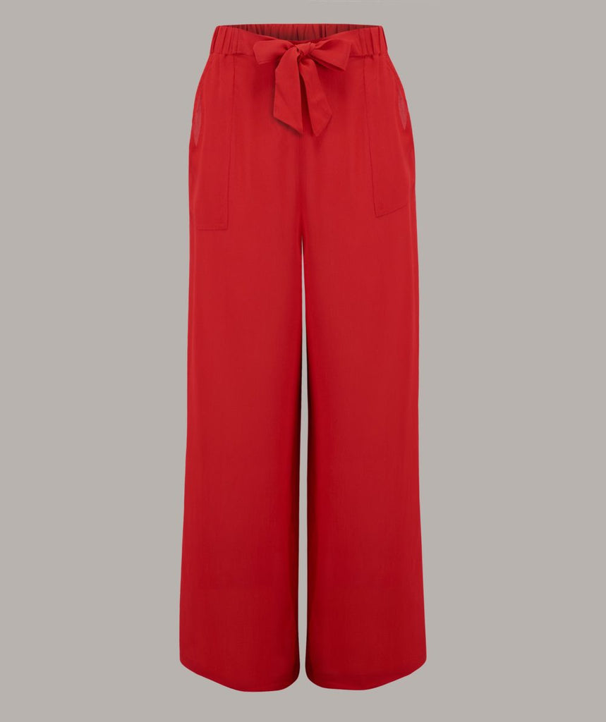Winnie Trousers Red
