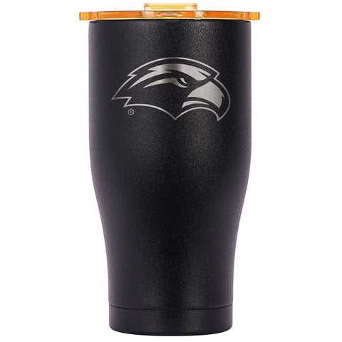 Southern Miss 27oz Chaser Black/Gold