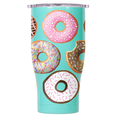 Donuts 27oz Chaser Seafoam/Clear