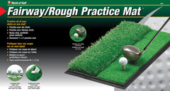 Fairway/Rough 1'x 2' Practice Mat