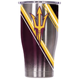 Arizona State Double Stripe Wrap 27oz Chaser