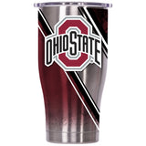 Ohio State Double Stripe Wrap 27oz Chaser