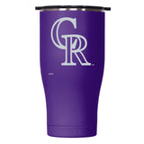 Colorado Rockies Chaser 27oz Purple/Black