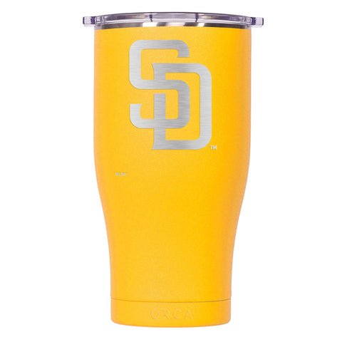 San Diego Padres Chaser 27 oz. Gold/White