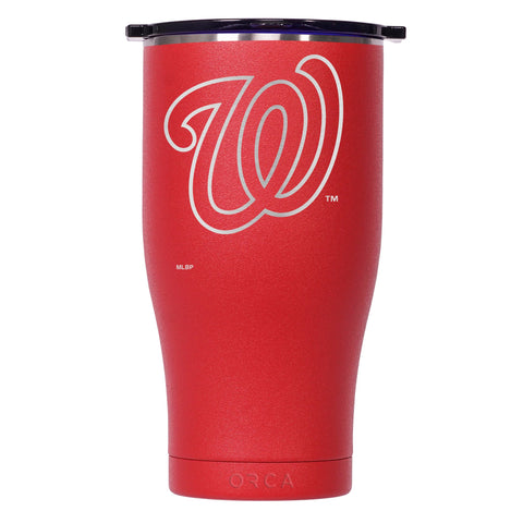 Washington Nationals Chaser 27oz Red/Blue